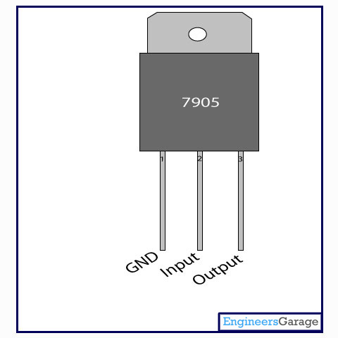 7905 Voltage Regulator Ic 7905 Datasheet