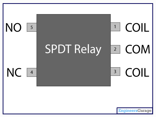 relay switch pin diagram description relay switch pin diagram pinout