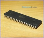AT89C52 Microcontroller Image