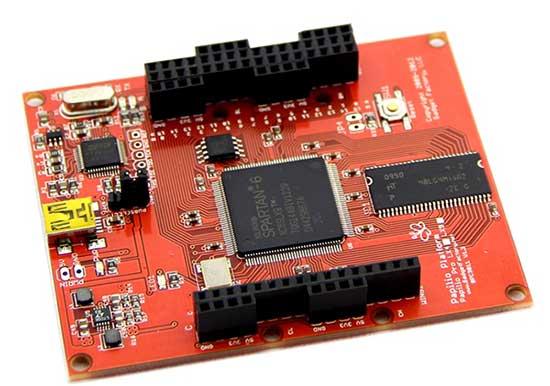 Xilinx Papilio Pro FPGA development board