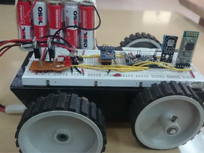 Prototype of Arduino based ThingSpeak IoT Robot for Temperature and Humidity Monitoring